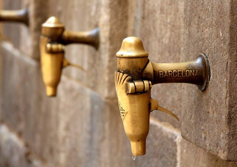Kann ich das Leitungswasser in Barcelona trinken?