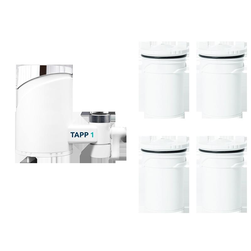 Wasserfilter für Wasserhahn