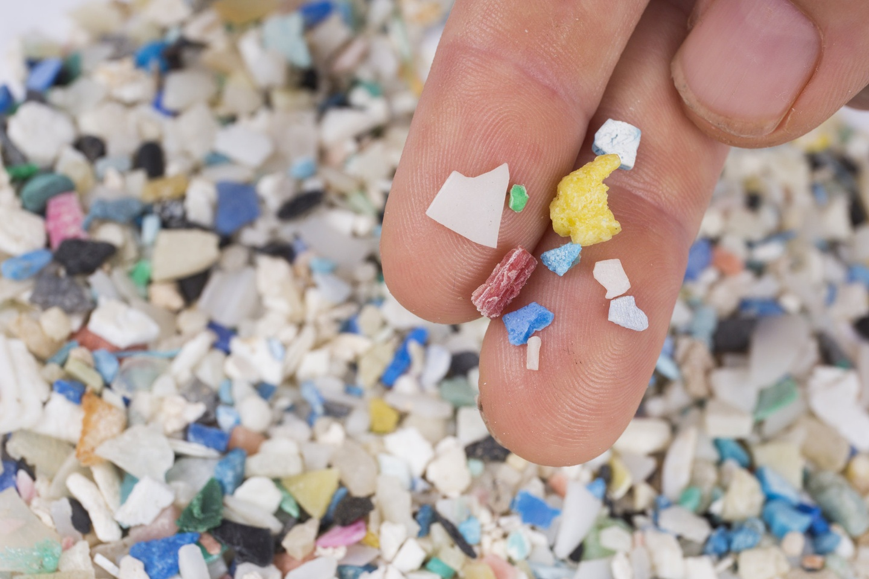 microplastics in tap water