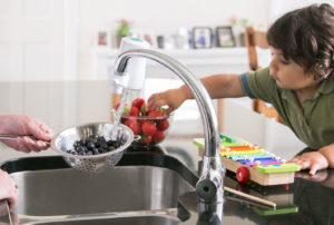tap water safe for babies