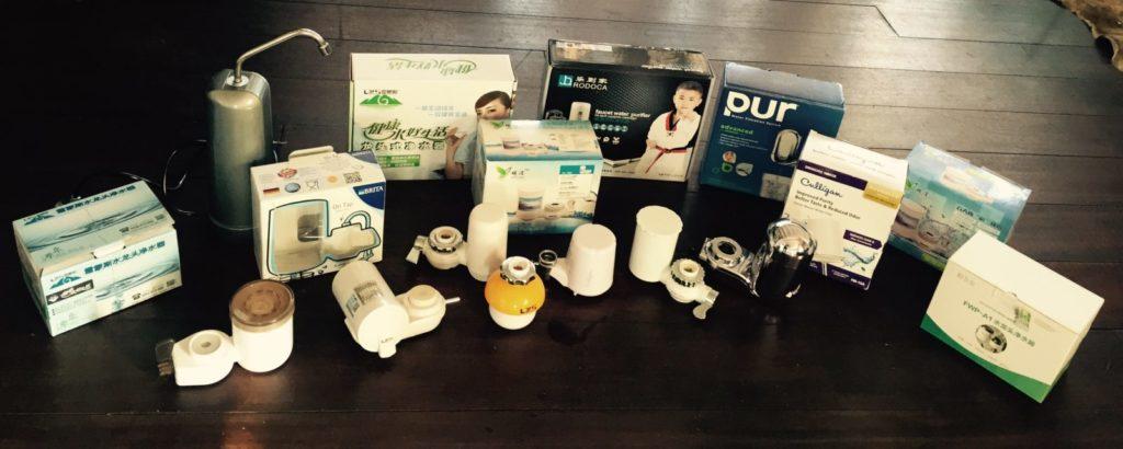 PUR, Culligan, ZeroWater, TAPP, Brita Faucet Water Filter Comparison