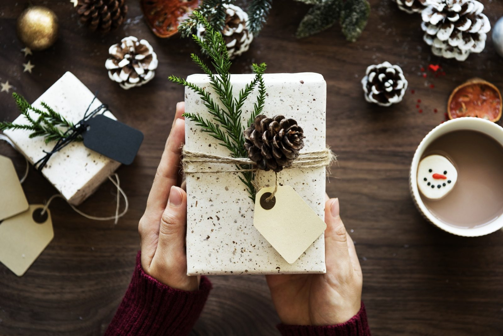 10 Great Sustainable Christmas Gift Tips