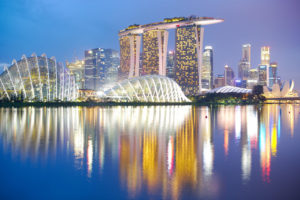 Can I drink the tap water in Singapore?