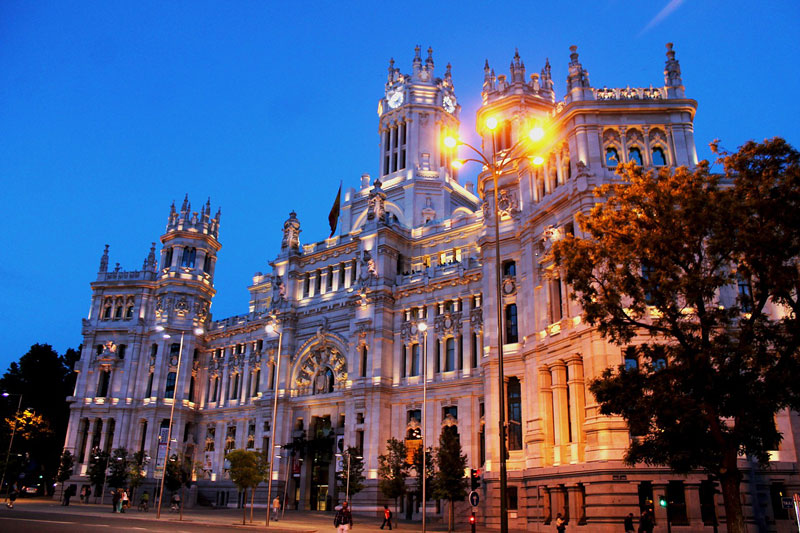 Can I drink the tap water in Madrid?
