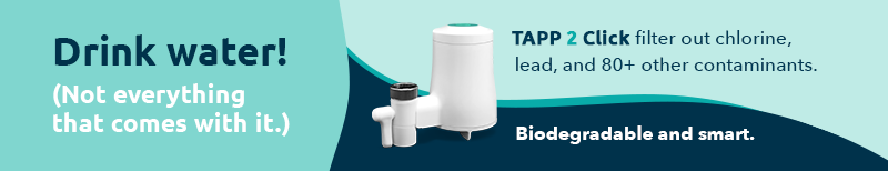 TAPP 2 Click water filter