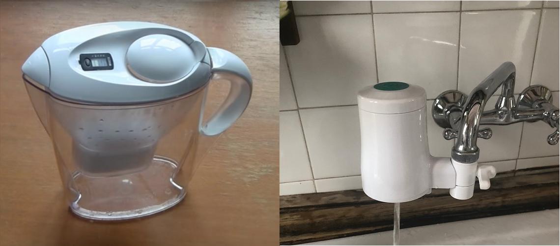 Brita vs TAPP water filter review