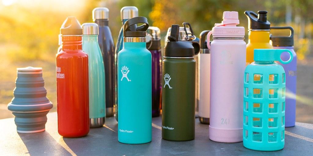 top 10 best reusable water bottles