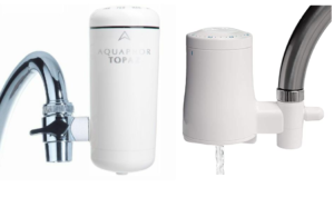 Aquaphor topaz water filter vs tapp water comparison and review