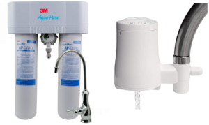 3M AquaPure water filter vs TAPP Water