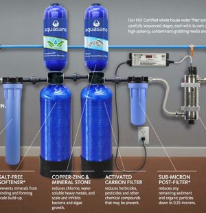 whole house water filter 2020