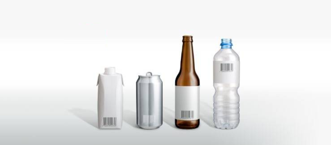 plastic vs glass vs carton vs aluminium bottles beverages