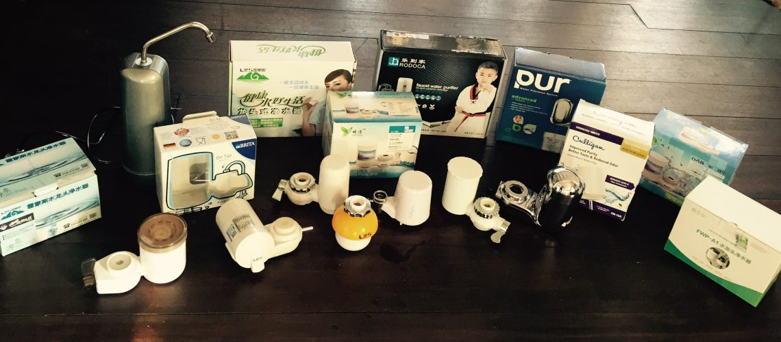 PUR, Culligan, ZeroWater, TAPP, Brita Faucet Water Filter Comparison