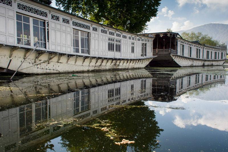 10 increíbles hogares: la casa flotante