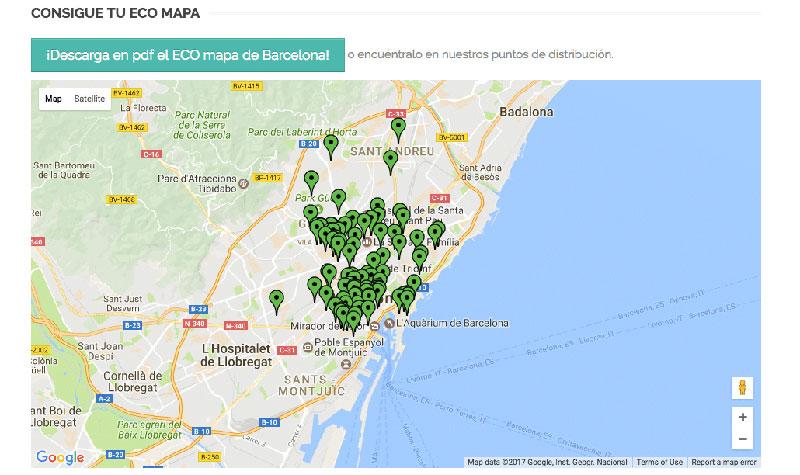 TAPP Water ya forma parte de iFeel Maps: tu guía saludable y responsable con el medio ambiente