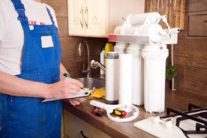 Filtros de agua de ósmosis inversa (OI)