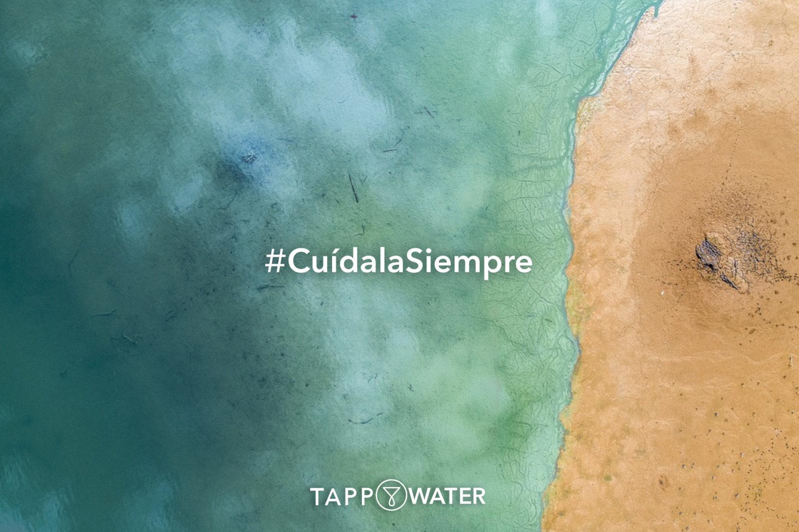 ¡Comparte tus trucos para ahorrar agua y gana un filtro de agua de TAPP!