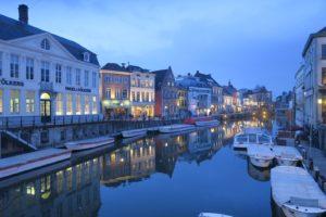 Calidad del agua del grifo en Europa