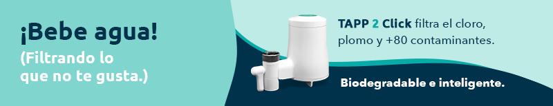 TAPP 2 Click filtro de agua