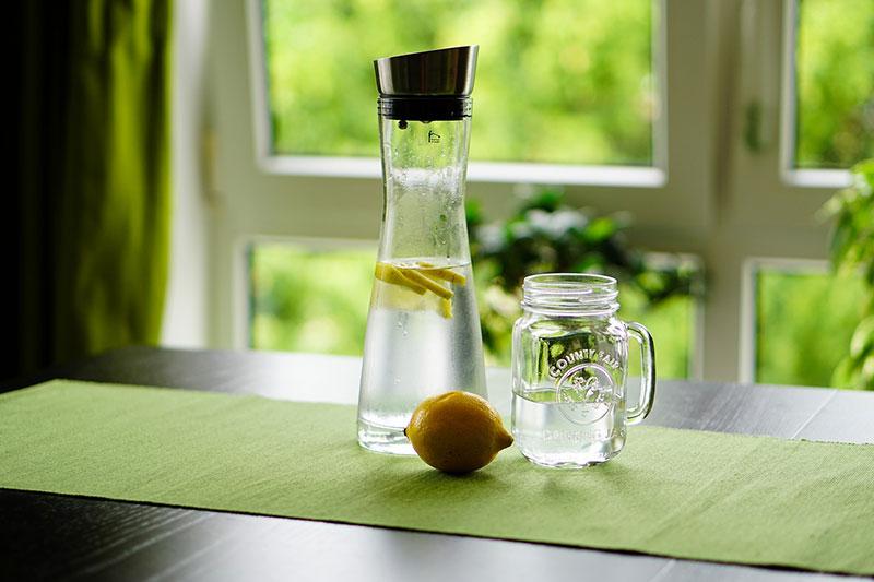 filtro de agua jarra