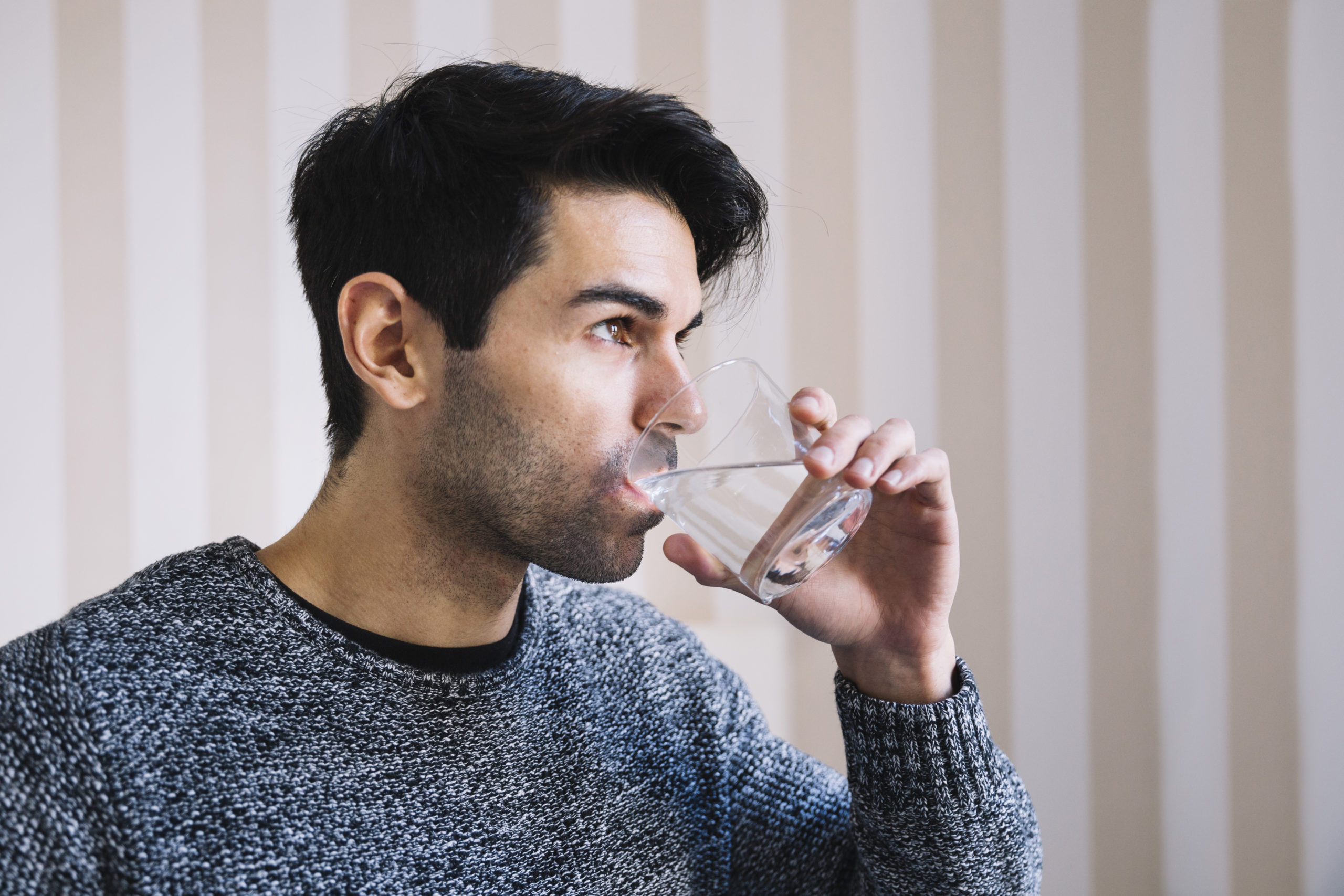 agua del grifo del mundo
