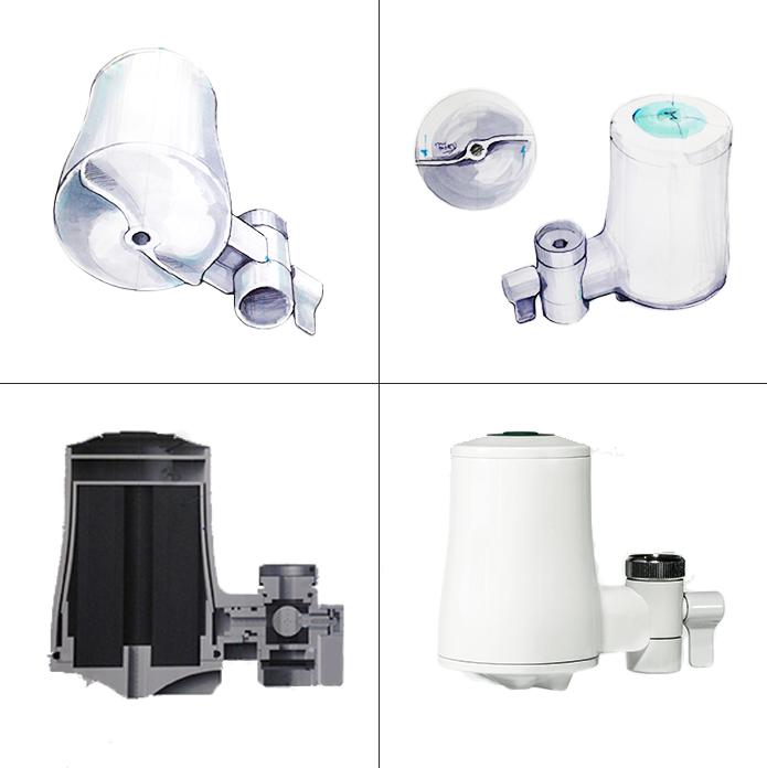 TAPP 2 filtro de agua para grifo
