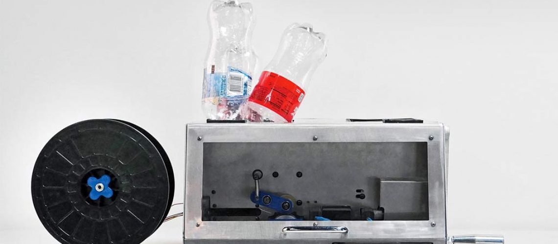 ProtoCycler, impresora que recicla plástico
