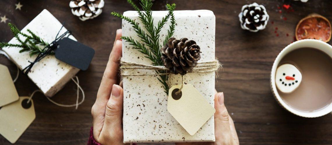 10 Buenas Ideas de Regalos de Navidad Sostenibles