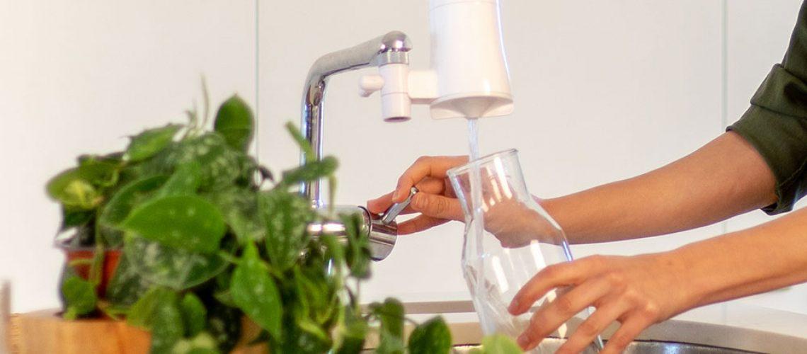 purificador de agua doméstico