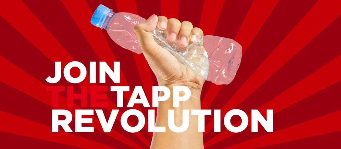 ¿Qué es el movimiento #jointheTAPPrevolution?