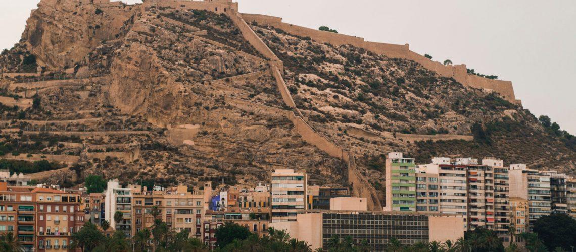 agua del grifo en Alicante