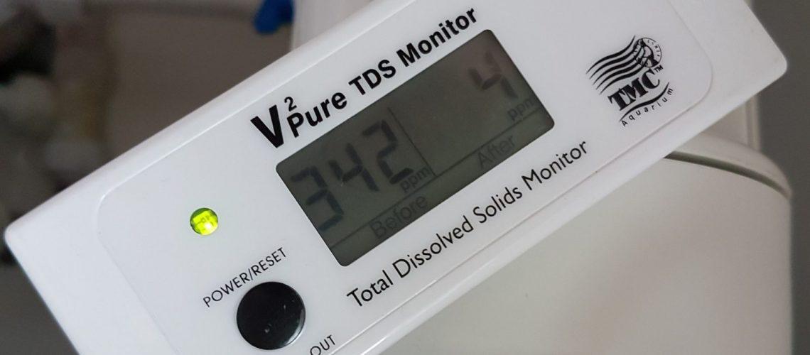 TDS: ¿Una manera fiable de medir la calidad del agua?