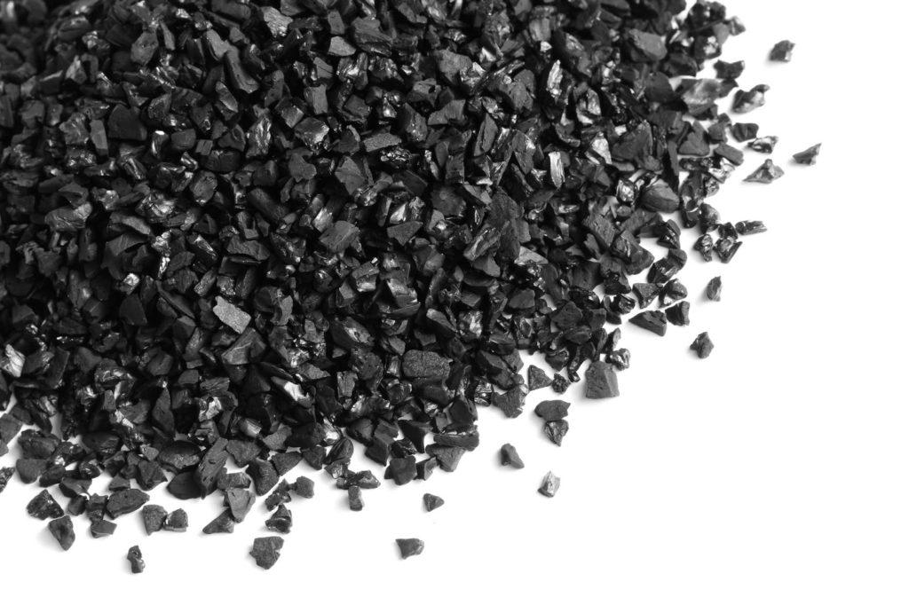 Benefici del carbone attivo