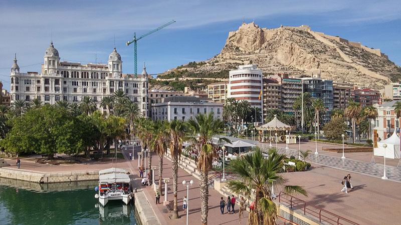Posso bere l'acqua del rubinetto a Alicante?