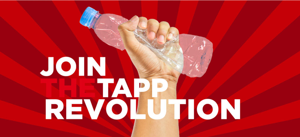 What is the #jointheTAPPrevolution?