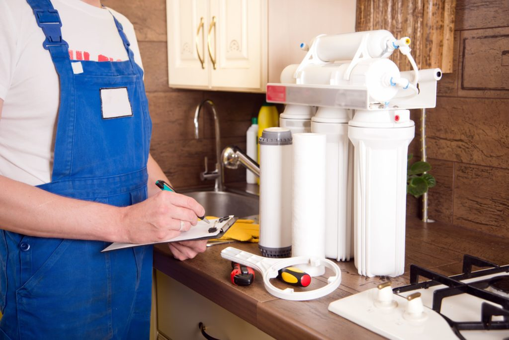 Reverse Osmosis (RO) water filters