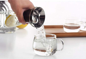 Water carafe sustainable christmas gift
