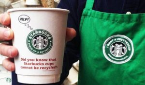 Changing from disposable to refillable cups