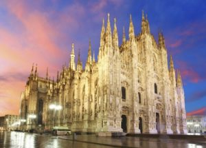Can you drink the tap water in Milan?