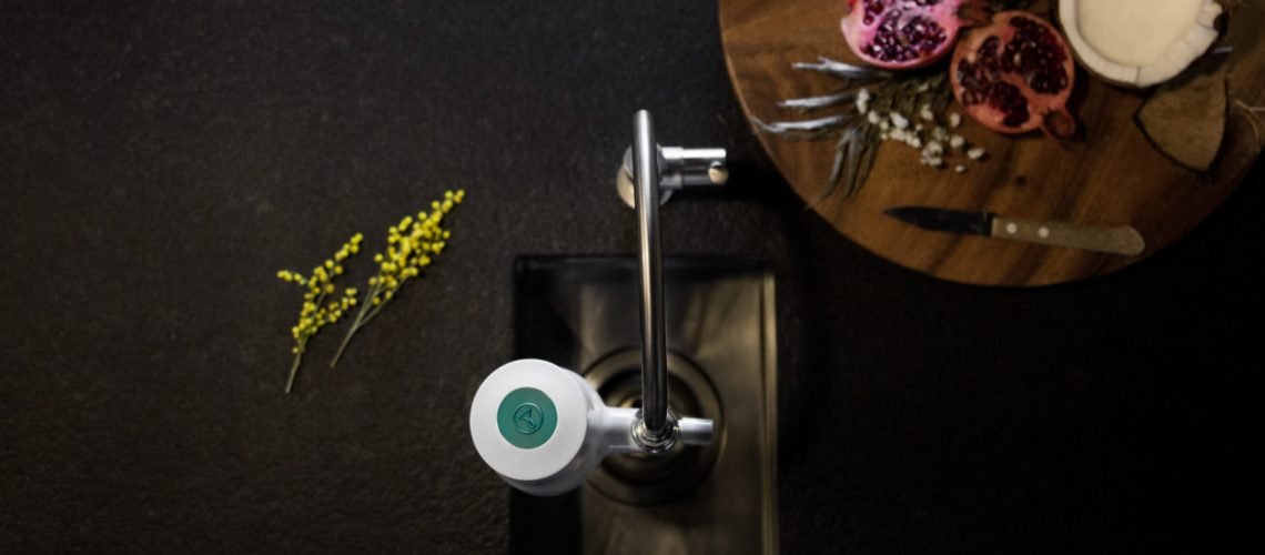 How we came about to building the world's first biodegradable and smart water filter